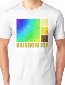 Rainbow Icy Unisex T-Shirt