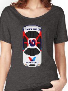 Racing Pixel Art: Mark Martin 2000 Women's Relaxed Fit T-Shirt