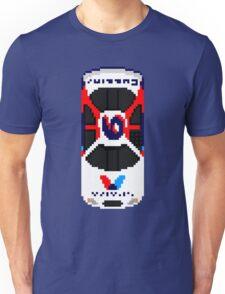 Racing Pixel Art: Mark Martin 2000 Unisex T-Shirt