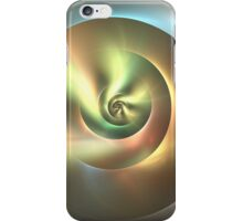 Gravitational Singularity iPhone Case/Skin
