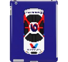Racing Pixel Art: Mark Martin 2000 iPad Case/Skin