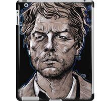 CASTIEL - SUPERNATURAL iPad Case/Skin