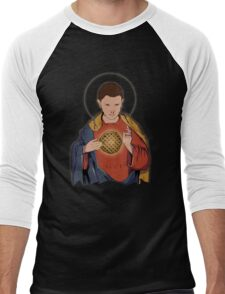 Our Lady 11  Men's Baseball ¾ T-Shirt