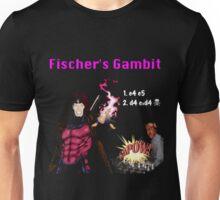 Fischer's Gambit Unisex T-Shirt