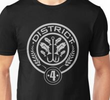 District 4 - The Hunger Games Unisex T-Shirt