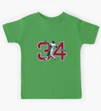 34 - Big Papi (original) Kids Tee