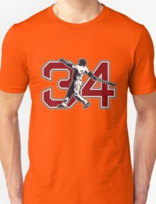 34 - Big Papi (original) Unisex T-Shirt