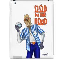 Ood N The Hood iPad Case/Skin