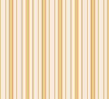 Dawn Pink Orange-Green vertical retro stripes by o2creativeNY