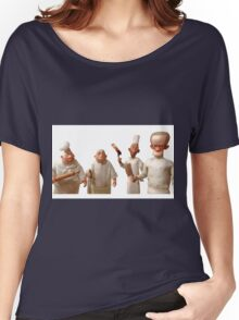 Ratatouille cooks Women's Relaxed Fit T-Shirt
