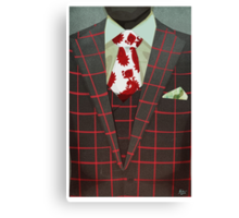 Sharply Dressed: Hannibal Canvas Print