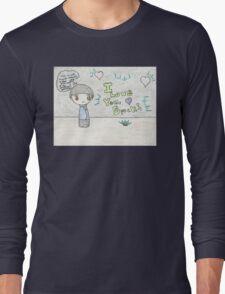Spirk Chibi Long Sleeve T-Shirt