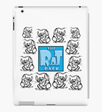 The Rat Pack Group iPad Case/Skin