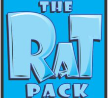 The Rat Pack Group Sticker
