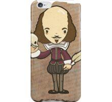 Shakespeare iPhone Case/Skin