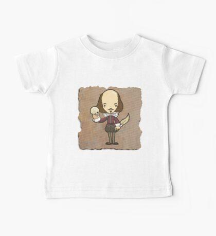 Shakespeare Baby Tee