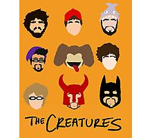 The Creatures 2013 Photographic Print