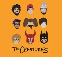 The Creatures 2013 by Jacob Bostain