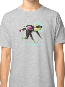 Spec Ops Officer Chamel Classic T-Shirt