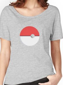 Simplistic Pokeball - Pokemon Women's Relaxed Fit T-Shirt