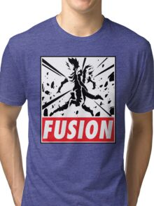 Fusion Tri-blend T-Shirt