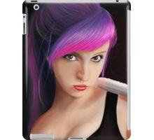 The Raven Girl iPad Case/Skin