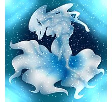Ninetales [Alola form] Pokemon Sun and Moon Photographic Print