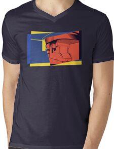Pop Art Stylus Mens V-Neck T-Shirt