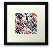 Abstract pattern171 Framed Print