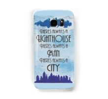 There's Always a Lighthouse Samsung Galaxy Case/Skin