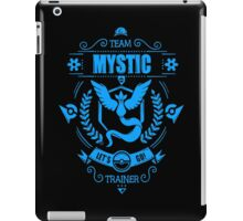 Team Mystic Trainer Pokemon Anime Japan Classic iPad Case/Skin