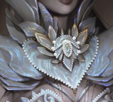 Fantasy dress Sticker