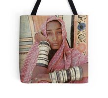 A Woman's Wealth Is Worn Tote Bag