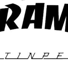 R.I.P Harambe Sticker