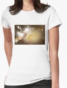 Free Indeed Glowing Butterflies T-Shirt
