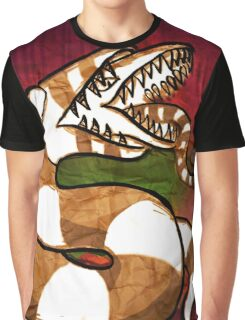 Sandworm from Beetlejuice Graphic T-Shirt