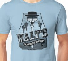 Walt's Barber Shop Unisex T-Shirt
