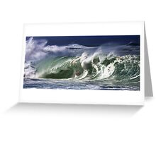 Andy Irons At 2009 Quiksilver in Memory of Eddie Aikau Contest Greeting Card