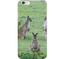 'MORNING POW WOW!' 'Arilka' Mount Pleasant. Adelaide Hills. iPhone Case/Skin