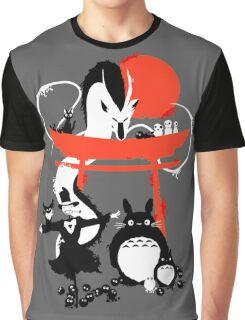 Studio Ghibli Graphic T-Shirt