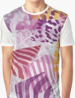 Safari pattern Graphic T-Shirt