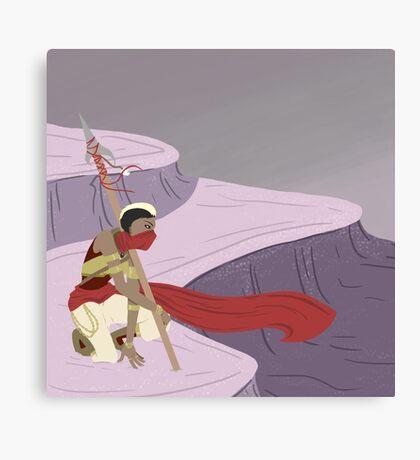 Dream Guard Canvas Print