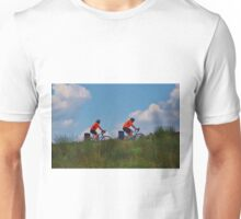 Pushing to the Top Unisex T-Shirt