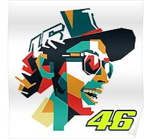 Valentino Rossi MotoGP - The Doctor VR46 Poster