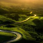 Winding Road by timmburgess
