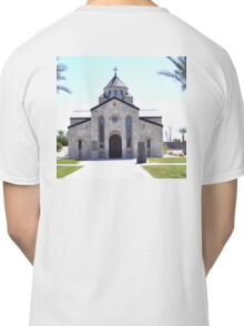 St. Garabed Armenian Church Classic T-Shirt