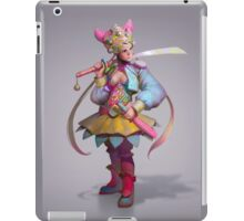 Motley army iPad Case/Skin