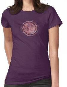 Pink Gem - JUSTART © Womens Fitted T-Shirt