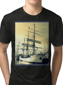 Dock*- Hobart* Tri-blend T-Shirt