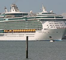 Independence of the Seas by RedHillDigital